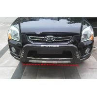 China KIA Sportage 2007 Front Car Bumper Guard , ABS Painting Custom Bumper Protector wholesale