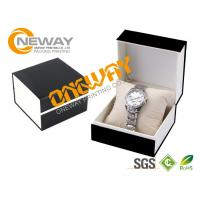 High End Luxury Christmas Gift Paper Watch Box Environment Friendly Manufactures