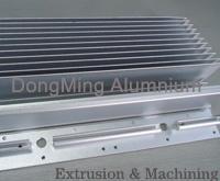 China Fabricated Aluminium Extrusion Aluminium Profile on sale