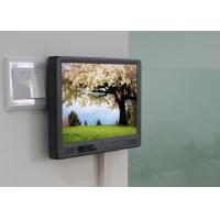 Black Capacitive Touch Screen Control Panel For Wireless Home Automation System Manufactures