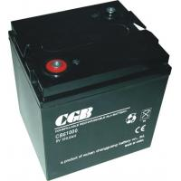 Buy cheap 100AH 6 V Rechargeable Battery Free Maintenance With CE Standards from wholesalers