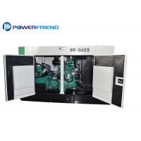 Buy cheap 60HZ Standby 88kva Cummins Diesel Generators For Home Use With Deepsea from wholesalers