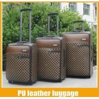 leather luggage set 3 Manufactures