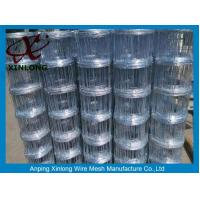 China Environmental Galvanized Deer Fence , Field Wire Fence Easy Install on sale