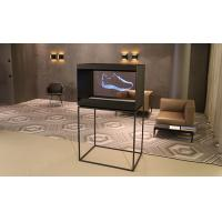 Mini Transparent Holographic Projection Screen / Hologram Projector Manufactures