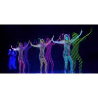 3D Virtual Holographic Projection System 5x6 meter , Stage Artist holography for Event Manufactures