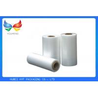 Traditional Shrink Pvc Film For Plastic Bottle Packaging And Protection Manufactures