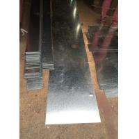Galvanized  SS400  cutting Steel Plate , Carbon Steel Sheet Metal Manufactures
