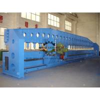 China Steel Plate Beveling Edge Milling Machine  /  CNC Milling Machines Double Head 7.5KW on sale