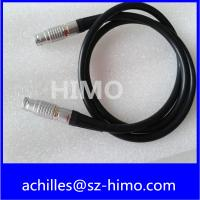 12 pin metal push pull connector cable assembly Manufactures