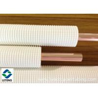 China Hvac Air Conditioner Insulated Rigid Copper Pipe with Anti UV Water Proof PE Coated on sale