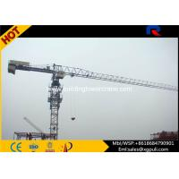 6 tons Mobile Topless Tower Crane Jib Length 56M Power Cable Tip Load 1T Manufactures