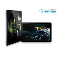Super Thin 21.5 Inch Wall Mounted Digital Signage TFT Lcd Monitor AC 100V ~ 240V Manufactures