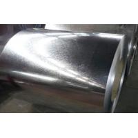 Pre - Painting Cold Rolled Galvalume Steel Coil With Zinc Coated