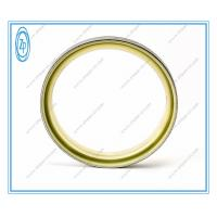 PU Dust Wiper Seal For Excavator Corrosion Resistance 40 * 50 * 4 Size Manufactures