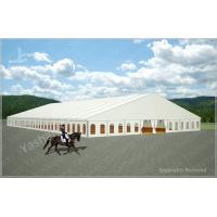 Outdoor Aluminum Frame Sport Event Tents Canopy For Horse-Riding Club