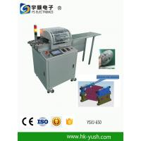 Buy cheap Multiple group blades pre - scored LED PCB depaneling machine high speed from wholesalers