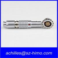LEMO 4 pin Circular Connector FGG.0B.304.CLAD52Z/ECG.0B.304.CLL Wireless Microphones Connector Manufactures