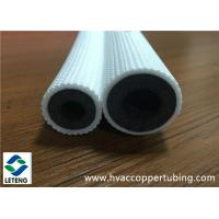 China Refrigerator Insulation Pipe Wrap , High Performance Air Condition Heating Pipe Covers on sale