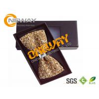 Printed Packaging Boxes , Top Supplier Printing Paper Custom Bow Tie Packaging Box Manufactures