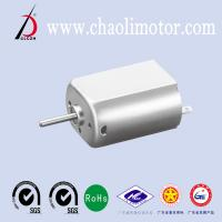 China Low Noise Miniature DC Toy Motor CL-FK130 For RC Car And Electric Toy Model wholesale