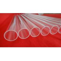 China China Clear Quartz Glass Tubes top quality wholesale