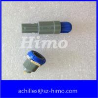 LEMO compatible 4 pin connector PAG.M0.4GL 4 pin Manufactures