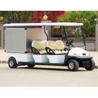 China 48V Electric Utility Golf Cart With Rack on Roof For Hotel Room Service on sale