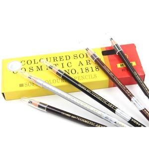 Super Permanent Makeup Cosmetics Pencil Eyebrow Pencil 5 Colors CE Certification Manufactures