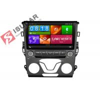 China 256MB 9 Inch Touch Screen Car Stereo , Ford Car DVD Player IPOD 3G TPMS DVR on sale