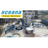 China Hot Sale!! Concrete Pipe Machine / Cement pipe Making Machine, vertical vibration type wholesale