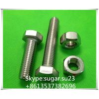 China Bolt and nut stainless steel bolts and nuts 201,303,304,316 on sale