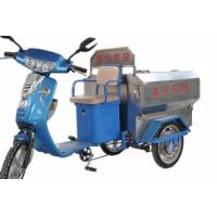 Stainless Steel Tricycle For Transport waste garbage vehicle Manufactures