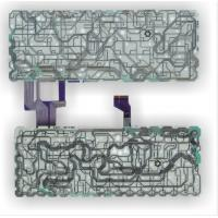 Waterproof Keyboard With PET Flexible Printed Circuit Board PE For Computer Manufactures
