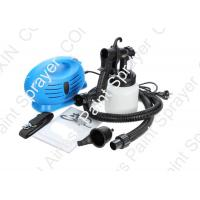China 2.5mm Plastic Painting Sprayer , Airless Handheld Paint Sprayer Blue 220V 50HZ on sale