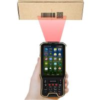 Buy cheap Logistics Inventory Handheld Honeywell Laser Android Barcode Scanners GSM 4G LTE from wholesalers