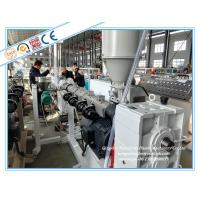 16~110mm PPR Pipe Production Line PPR Tube Manufacturing Machine Manufactures