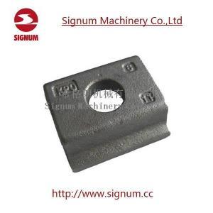 China KPO Rail Clamp /Railway Clamp Plate For Railroad/Rail Clamp Plate Factory/Railway clip wholesale