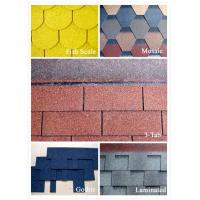 China asphalt shingle manufacturer on sale