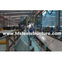 China Shearing, Sawing, Grinding, Punching And Hot Dip Galvanized Structural Steel Fabrications on sale