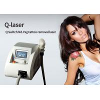 Clinic Nd Yag Laser Tattoo Removal Machine Carbon Peeling Skin Rejuvenation