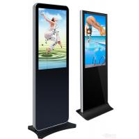 Floor Standing Wireless LCD Digital Signage High Resolution 1920 x1080 Manufactures