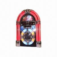 London Juke Box with Dock for iPod, USB/SD Port/MP3 Play  Manufactures