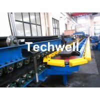 Automatic Stacker Double Belt Type Polyurethane Sandwich Panel Forming Machine For Making Roof & Wall Panels Manufactures