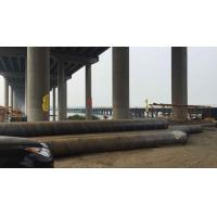 China Highway Temporary Construction Bridge Heavy Type Painted Steel Girder Bridge wholesale