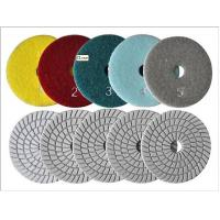 China 5 step wet polishing pads (5SP_03) on sale