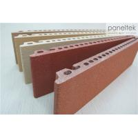 Non - Flammable Terracotta Panels Light Weight With Sound Insulation Properties
