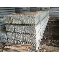 Paint Coating Mild Steel Angle Bar wirh grade ASRM A36 A572  For Building / Bridge / Project Material Manufactures