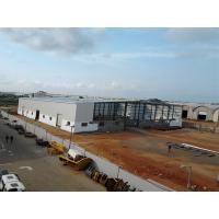 China Metal Building Steel Frame Structures Storage Shed Warehouse Construction wholesale
