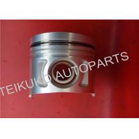 China Excavator HINO engine parts 13211-3211 / 13301-1013 J08C / J08CT piston with piston ring set wholesale